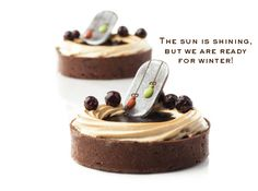 Download our latest magazine with all the holiday chocolate decorations