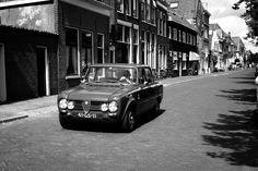 Alfa Romeo Giulia... Hoorn, The Netherlands  Daily Observations social documentary street photography