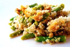 I just learned how phenomenal green bean casserole was this past winter.  Can't wait to try a healthier version and see how they compare!