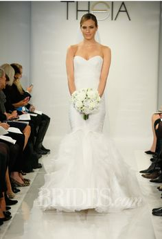 Brides.com: Theia - Fall 2014 | Click to see more from this collection!