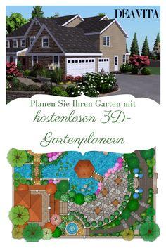 Wir Stellen Ihnen In Diesem Artikel Ein Paar Einfache Und Kostenlose 3d  Gartenplaner Vor, Sowie