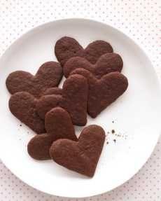 Resep Coklat Hati Dan Cara Membuat Bacaresepdulu Com Cokelat Kue Kering Resep