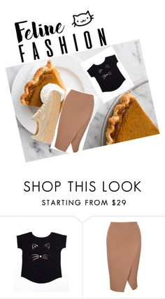 """""""later cats🤓"""" by mscalixte ❤ liked on Polyvore featuring Puma"""