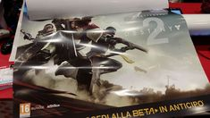 Italian Retailer Leaks DESTINY 2 Release Date And Poster — GameTyrant