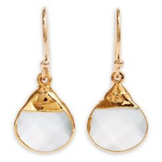 Check out this item at One Kings Lane! New Jade Sarotte Earrings