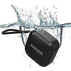 Amazon | Anker SoundCore Sport 防水Bluetoothスピーカー 【IPX7 防水防塵 / 10時間連続再生 / 内蔵マイク搭載 】 | Anker | デジタルオーディオ用スピーカー