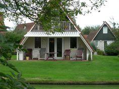 Knus all-in, een gezellige bungalow te huur op park in landelijke omgeving.