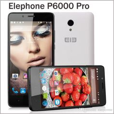 Cdma Cell Phones Original Elephone P6000 Pro Mtk6753 Octa Core Smartphone Android 5.1 Lollipop 2gb 3gb Ram 4g Lte Wcdma 5.0 1920*1080 13mp Cell Phone Cheap Unlocked Android Phone