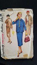 Vintage Pattern # 1798