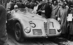 boxer12c:  Alfa Romeo 6C 2500 SS. Targa Florio 1948.