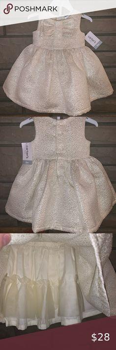 Crazy 8 NWT Ivory MOMMY/'S LIL MAN GINGERBREAD BOY LS DRESS BODYSUIT TOP 0 3 M