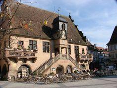 Molsheim, Bas-Rhin. Pop: 9215