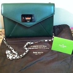 I just added this to my closet on Poshmark: Just Reduced - NWT Kate Spade Sonia Leather Bag. Price: $125 Size: OS