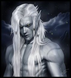 male elf hair - Google Search