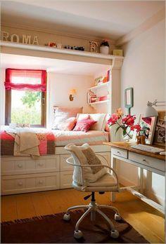Cute Girl Bedroom Decorating Ideas (154 Photos) https://www.futuristarchitecture.com/8347-girl-bedrooms.html