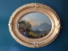 Watercress Springs Estate Sales Weston CT Moving Sale May 9th-10th, 2015 - Pr Oil Paintings