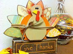 turkey decorations   Thanksgiving Turkey Decorations