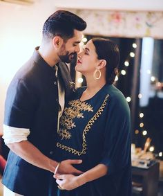 Handpicked images of popular celebrity wedding functions. These bollywood celebrity couples will mesmerize you and will help you select your wedding look! Bollywood Couples, Bollywood Celebrities, Bollywood Stars, Celebrity Couples, Celebrity Weddings, Indian Maternity Wear, Maternity Dresses, Wedding Couple Photos