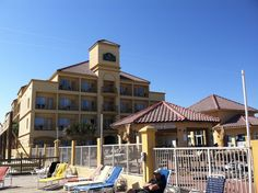 LaQuinta in South Padre Island, Texas