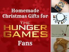 """Homemade Christmas Gifts for """"The Hunger Games"""" Fans"""