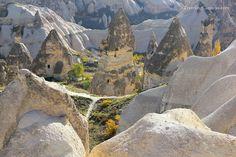 Fairy Chimney in Cappadocia by camwears, via Flickr