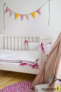 roomor!: photo session, kid's deco, kids room, bedding, #trilli, #humtydumpty, tipi, tent, blobbi, garland