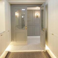 Korean Apartment, Duplex Apartment, Style At Home, Luxury Interior, Home Interior Design, West Coast Living, New Room, Door Design, Home Fashion