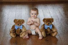 First teddy, forever friend! #NewBaby #BabyGift #TeddyBear #VermontTeddyBear Vermont Teddy Bears, We Bear, Unique Baby Gifts, Teddybear, Friends Forever, Baby Love, New Baby Products, Toys, Animals