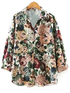 SHARE & Get it FREE | Floral Vintage ShirtFor Fashion Lovers only:80,000+ Items • New Arrivals Daily Join Zaful: Get YOUR $50 NOW!