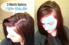 3 Month Update - No Poo - Water Only Hair Washing