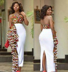 African clothing, Ankara Dress, African Mixed print, African Clothing for women African Fashion Ankara, Latest African Fashion Dresses, African Dresses For Women, African Print Dresses, African Print Fashion, Africa Fashion, African Attire, African Style, African Prints