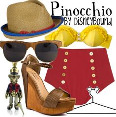 DisneyBound-pinocchio