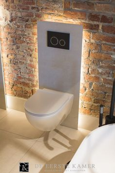Industrial Interior Design, Industrial Interiors, Rustic Industrial, Modern Master Bathroom, Modern Bathroom Design, Bathroom Interior Design, Wc Design, Design Moderne, House Design