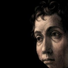 Andrea Mantegna · Autoritratto · 1455 ca · Da Presentazione al tempio · Gemäldegalerie · Berlin