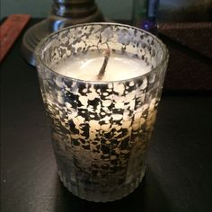 Homemade Hemp candle Made by me, candied pecan scented ( similar to vanilla ), hemp based candle wick. Other
