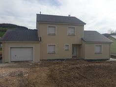 Réalisation Et Construction Par Le Constructeur De Maisons Individuelles  Maisons Du0027en France Lorraine Sud