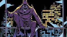 Why is it that we are drawn to the psychotic characters. If asked most people who have seen The Watchmen or read the graphic novel would say there favorite character is Rorschach or The Comedian.