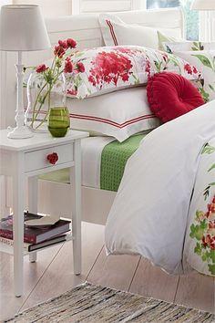 Bedroom, Bedding & Linen - Wildflower Euros - EziBuy Australia