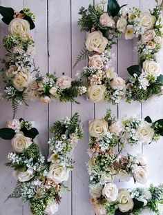 Wedding Flower Inspiration, Wedding Flowers, Our Wedding, Dream Wedding, Marry You, Diy Party Decorations, Rose, Wedding Planning, Floral Wreath