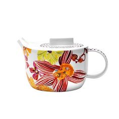 Bring high fashion to your home with this Flowers teapot from Missoni Home.  https://secure.white-almonds.com/collection.php?id=1183&p=missoni-home-flowers-coffeetea-pot-with-cover