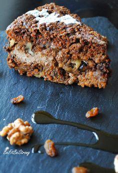 Yams, Banana Bread, Deserts, Good Food, Food And Drink, Menu, Sweets, Healthy Recipes, Baking