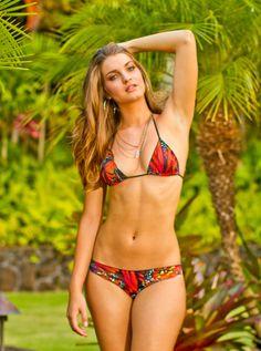 Butterflies | Hawaii Swimsuit | Hawaiian Bikini | Hawaii Swimwear | Hawaiian Swimsuit | Hawaiian Swimwear