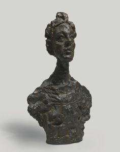 Alberto Giacometti 1901 - 1966 ANNETTE: VENISE Inscribed with the signature A Giacometti, stamped with the foundry mark Susse Fondr Paris and numbered 2/6. Bronze Height: 18 3/4 in. Conceived in 1961 and cast during the artist's lifetime.