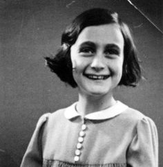 Anne Frank, May 1938.