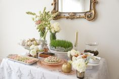 Haftseen by Pretty Please Design. Persian New Year. Aideh Norooz 1392.