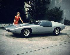 {1969} Opel CD Concept