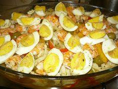 Cozinha Santa: Bacalhau e Camarão