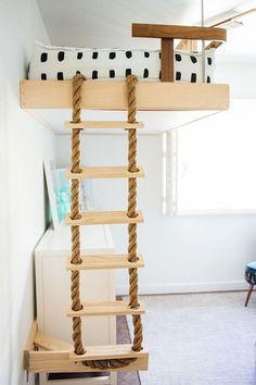 Stunning Loft Beds for a Kids' Room https://petitandsmall.com/loft-beds-kids-room/