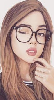 Drawing Pencil Portraits - I love this pencil drawing. Clear lines drawn with purpose Discover The Secrets Of Drawing Realistic Pencil Portraits Cartoon Kunst, Cartoon Art, Cartoon Ideas, Cartoon Characters, Girly Drawings, Pencil Drawings, Pretty Drawings Of Girls, Beautiful Girl Drawing, Cute Girl Drawing