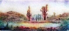 Gross Arnold - Ősz / Autumn Fairy Land, Graphic Design, Artist, Paintings, Autumn, Illustrations, Paint, Fall Season, Artists
